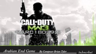 MW3 Soundtrack: Arabian End Game
