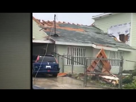 Hurricane Dorian Ravages Freeport, Bahamas