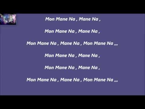 Mon Mane Naa,, Bangla Karaoke With Lyrics By Zubeen Garg,,