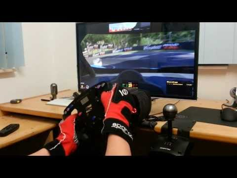 iRacing Bathurst Mount Panorama Circuit McLaren MP4-12C GT3