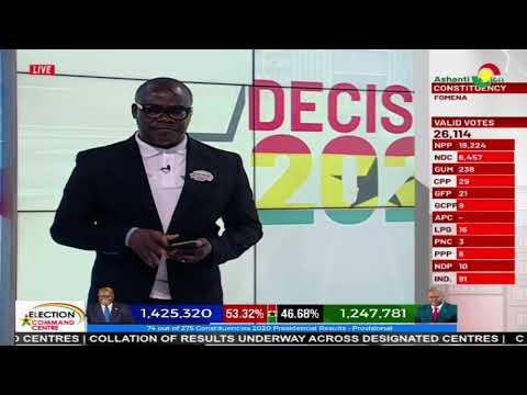 Exclusive Coverage: #Decision2020 #ElectionCommandCentre