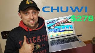CHUWI 12.3 LapBook Unboxing and Review.  Best Cheap Laptop?