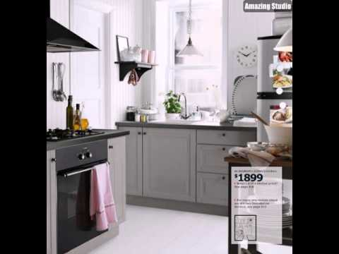 Ikea Small Kitchens   YouTube