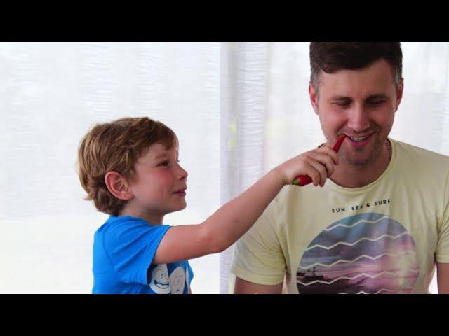 КРЕСТИКИ НОЛИКИ ЕДОЙ ЧЕЛЛЕНДЖ!