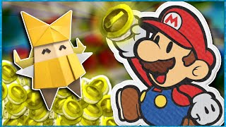 How Many Coins Does It Take To Beat Paper Mario: The Origami King? - DPadGamer