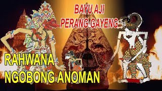 Download Video #6 ANOMAN DUTO Rahwana Ngobong Anoman, Sabetan Gerang Gayeng MP3 3GP MP4