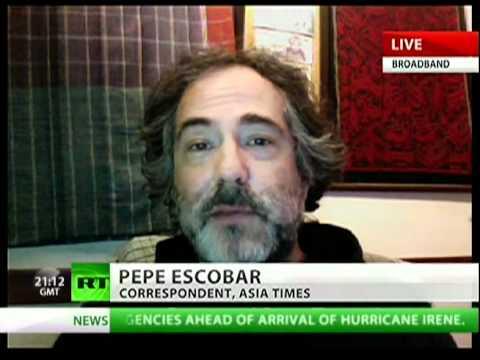 Pepe Escobar: Al-Qaeda asset leading rebels in Tripoli