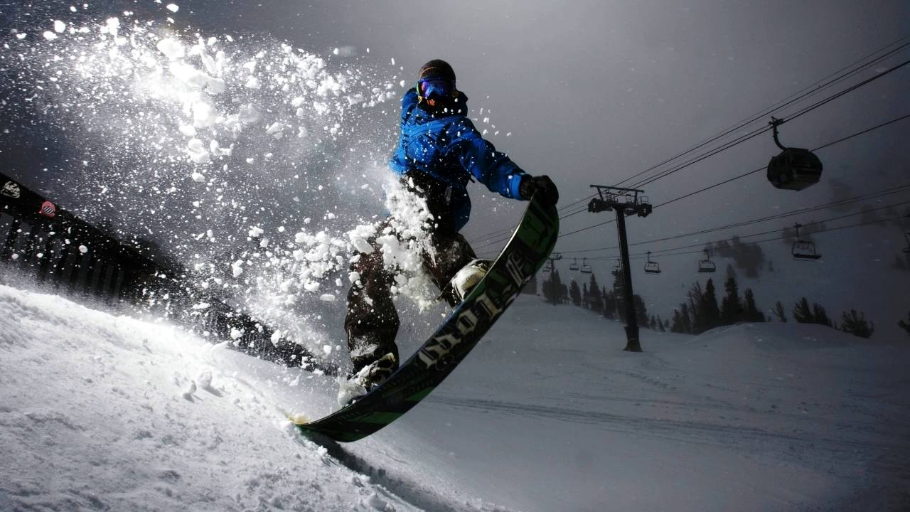 Skiing Sport Wallpaper Iphone: Music For Snowboarding: Best Snowboarding Or Skiing Music