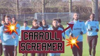 TRAINING GROUND TEKKERS - CARROLL SCREAMER 💥💥