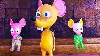 КОШКИ МЫШКИ играем за МЫШКУ веселая игра Ratty Catty