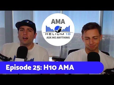 Amazon changes keyword indexing & Launches vs PPC | Helium 10 AMA Ep. 25