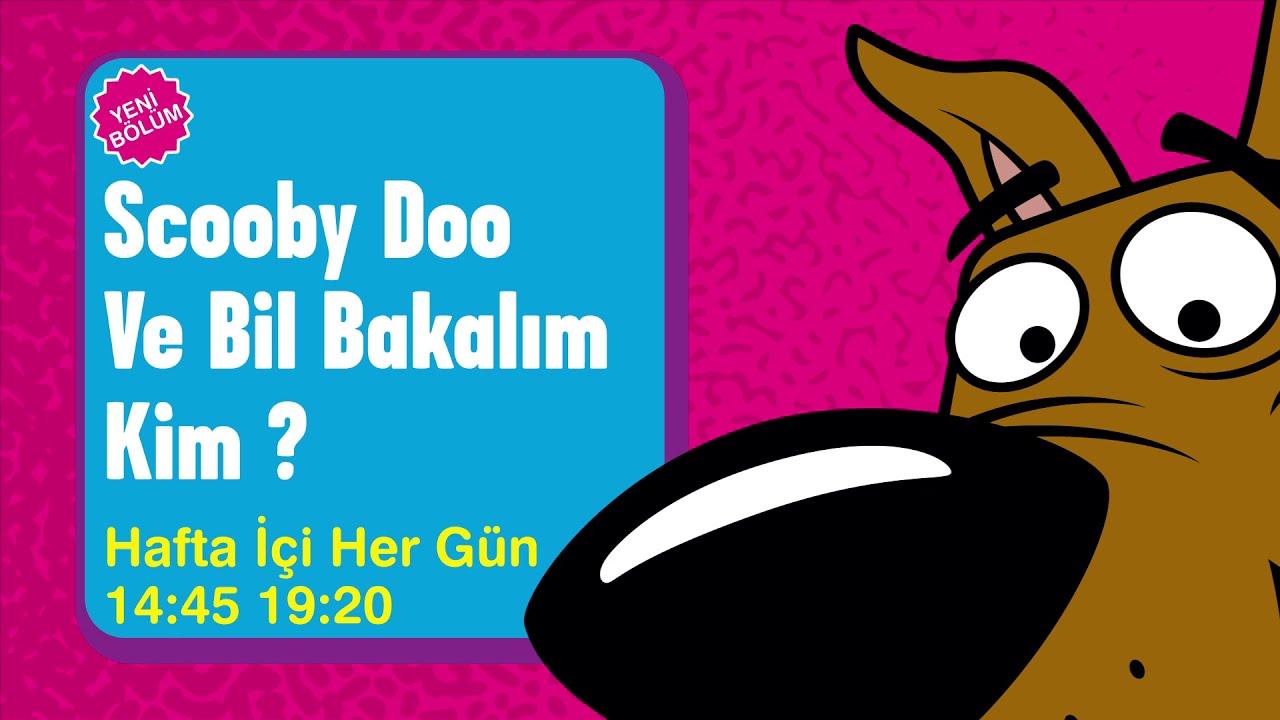 SCOOBY DOO VE BİL BAKALIM KİM | HAFTA İÇİ HER GÜN | Boomerang TV Türkiye
