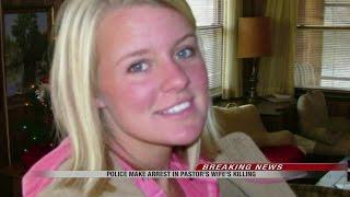 Police Make Arrest In Pastor's Wife's Killing