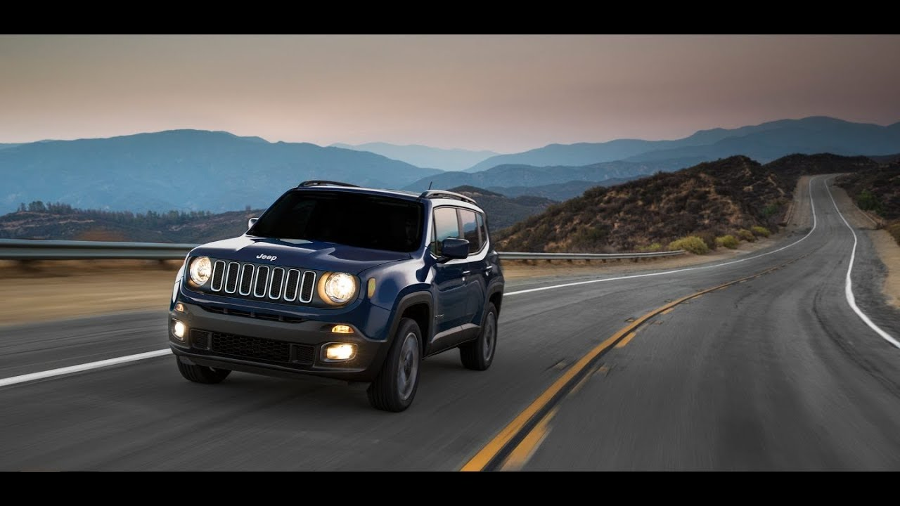 2019 Jeep Renegade Changes Facelift Spied Refreshed Youtube