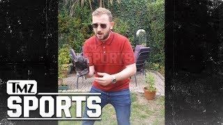 Fake Conor McGregor Explains UFC Bus Attack | TMZ Sports
