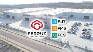 GRUPO FERRUZ: Presentación general de empresa