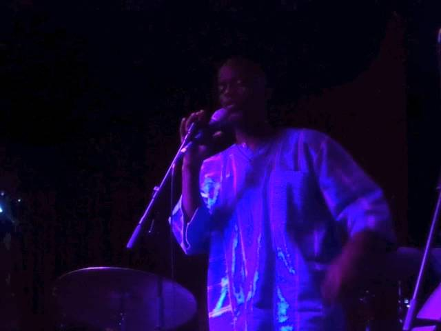 Charles Reese at Carrousel in Paris, FR