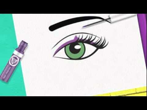 Вопрос: Как наносить жидкую подводку для глаз?