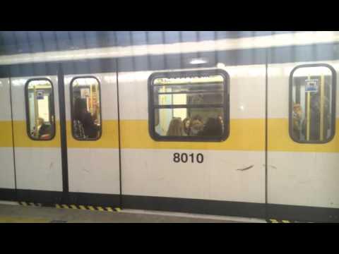 Metropolitana di Milano - Linea 3 (Repubblica)