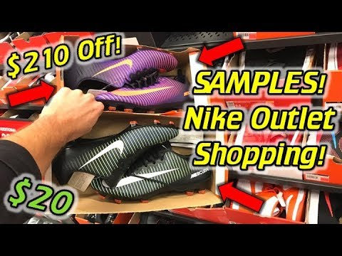 nike outlet soccer cleats