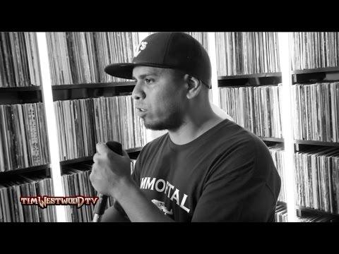 Immortal Technique, CF & Hasan Salaam freestyle - Westwood Crib Session