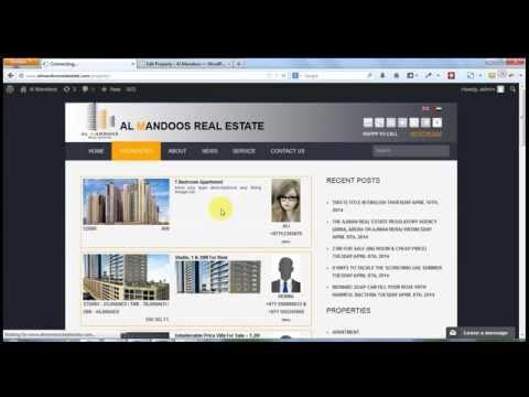 Almandoos Adding Property list