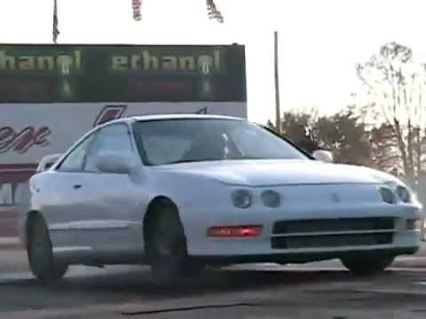 480 whp turbo Integra 12 second quarter mile