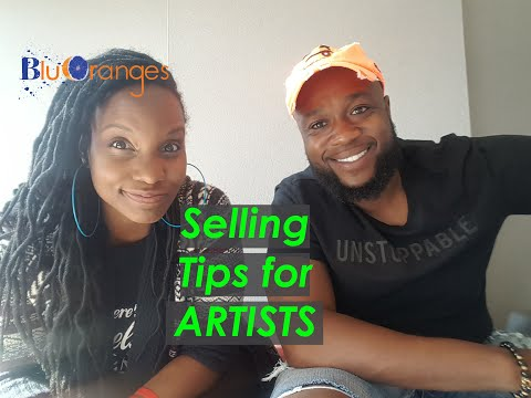 Sales Tips for Creatives (Financial Series)