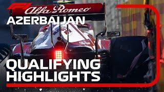 Qualifying Highlights | 2021 Azerbaijan Grand Prix