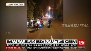 Balap Liar Jelang Buka Puasa Telan Korban | REDAKSI MALAM (15/04/21)