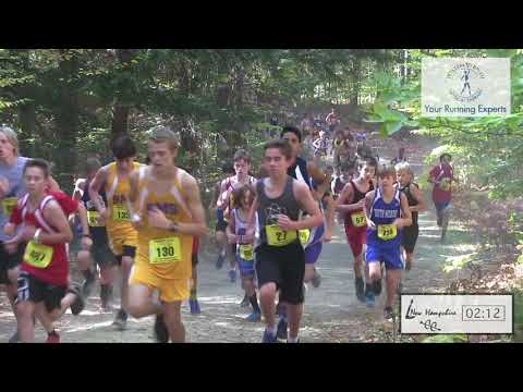 2017 Middle School DIII Boys Race