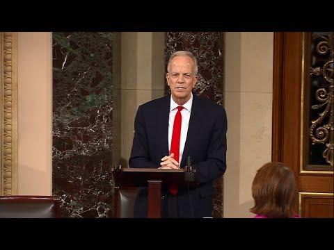 Sen. Moran Speaks on Senate Floor about Finding Healthcare Solutions