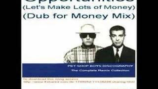Pet Shop Boys - Opportunities (Dub for Money Mix)