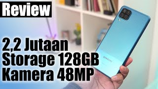Review Jujur | Samsung Galaxy A12 | 2.2Jt