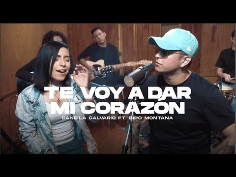 Daniela Calvario - Te Voy a Dar Mi Corazón Ft. Bipo Montana (Official Video)