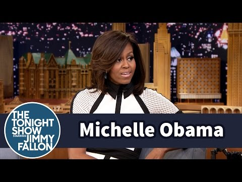 Thumbnail: The First Daughters Shield Michelle Obama from Music with Bad Language