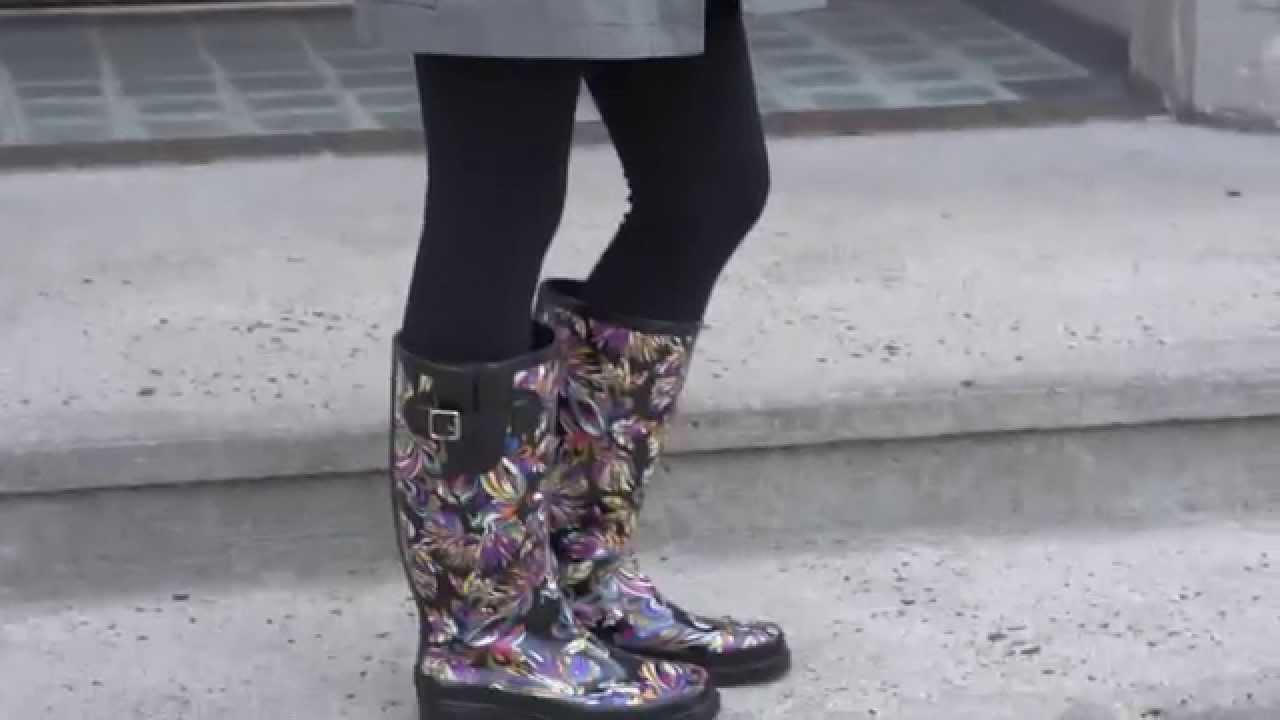 The Sak Rhythm Rain Boots iuspACGXae