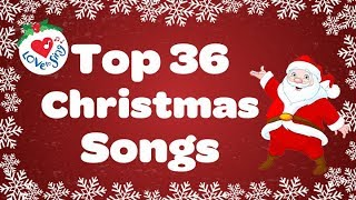 Download Top 36 Popular Christmas Songs and Carols Playlist 🎅