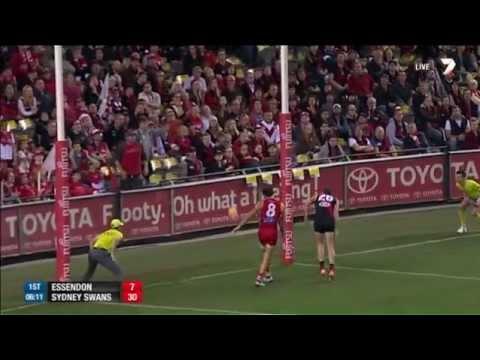 Round 9 AFL - Essendon v Sydney Swans Highlights - YouTube