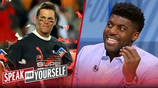 "Acho breaks down why the ""Patriot Way"" doesn't exist without Tom Brady 