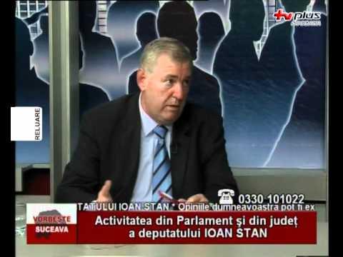 Vorbeste Suceava - Activitatea lui Ion Stan -  Partea  I