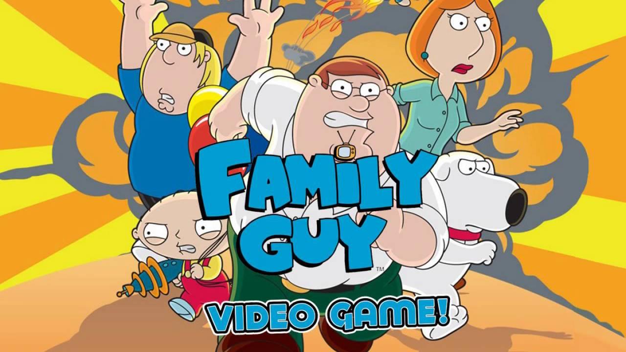 Family Guy Theme Song - Family Guy Video Game - Youtube-4296