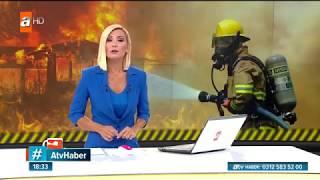 Amerika yanıyor! - Atv Haber 7 - Haberler - İzlemedim DEME TV