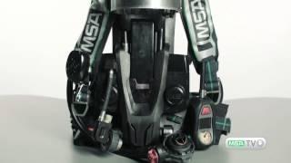 MSA G1 SCBA Carrier & Harness