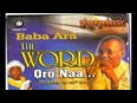 Download The Word by Baba Ara, pls. subscribe for more videos