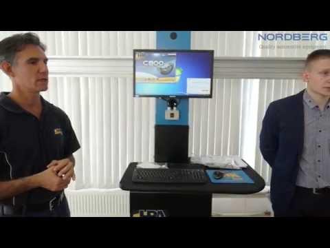 Стенд сход-развал с двумя камерами HPA C800 3D обучение