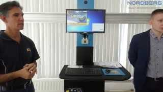 Стенд сход-развал с двумя камерами HPA C800 3D обучение(подробнее: http://www.master-instrument.ru/catalog/stendy-razval-skhozhdeniya/stend-skhod-razval-s-dvumya-kamerami-bez-kompyutera-nordberg-c802/, 2014-12-23T12:51:12.000Z)