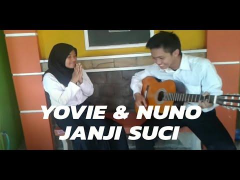 Janji Suci Yovie & Nuno Cover by Dhanang