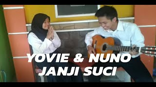 Janji Suci Yovie & Nuno Cover by Dhanang