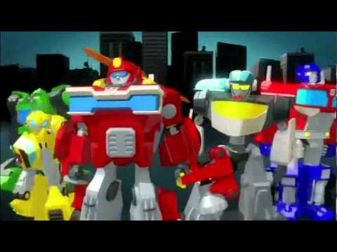 Transformers Rescue Bots by Playskool